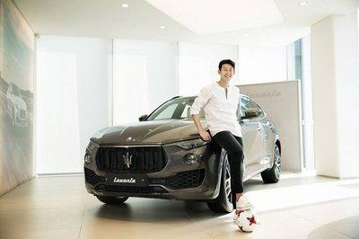 Son Heung-min là một trong số ít cầu thủ Châu Á