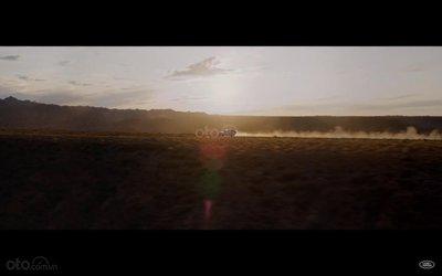 Land Rover Defender 2020 đang chạy thử tại Kazakhstan.