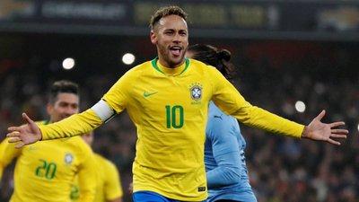 Neymar là một trong những cầu thủ nổi tiếng