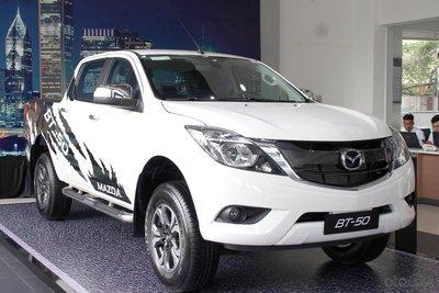 Giá lăn bánh xe Mazda BT-50 2019 sau khi hạ giá niêm yết tại Việt Nam A1