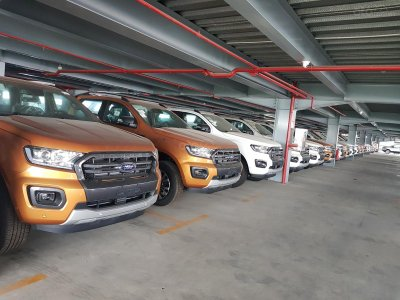 Giá xe Ford Ranger tại đại lý khuyến mại khủng đón tháng 9/2019 - Ảnh 1.