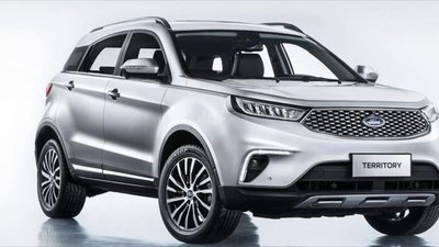 Ford Territory 2019.