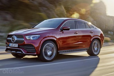 Mercedes-Benz GLE Coupe 2020.