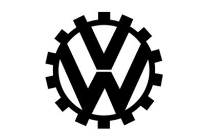 Logo Volkswagen giai đoạn 1939-1945.