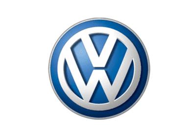 Logo Volkswagen giai đoạn 2000-2012.