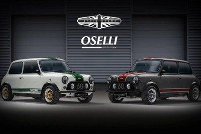 Mini Remastered Oselli Edition trình làng, chỉ sản xuất giới hạn 60 chiếc 1