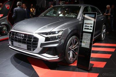 [Frankfurt 2019] Audi SQ8 2020 ra mắt với bản máy dầu V8