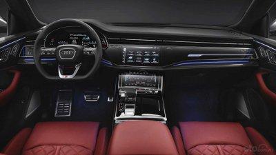 [Frankfurt 2019] Audi SQ8 2020 trang bị công nghệ tân tiến hàng đầu