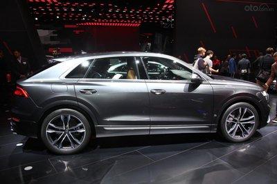 [Frankfurt 2019] Audi SQ8 2020 Diesel ấn tượng