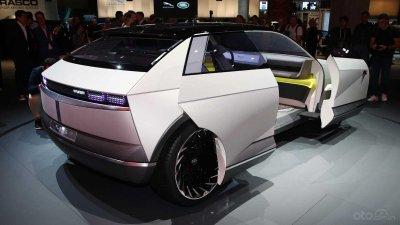 [Frankfurt 2019] Hyundai 45 Concept phong cách nổi bật