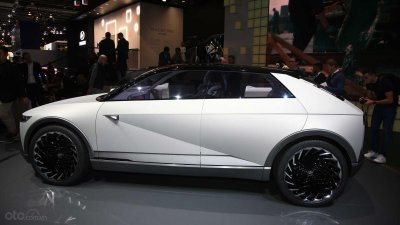 [Frankfurt 2019] Hyundai 45 Concept mang lối tạo hình tương lai