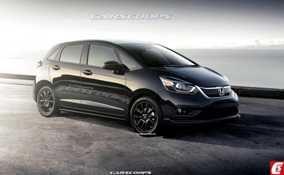 Honda Jazz sử dụng động cơ hybrid sẽ dành riêng cho thị trường châu Âu.
