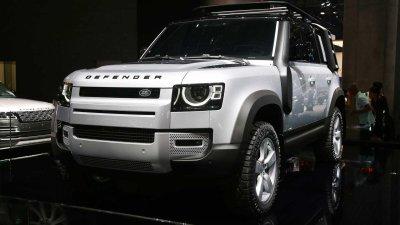 Land Rover Defender 2020 có giá khởi điểm từ 1,2 tỷ đồng đến 1,9 tỷ đồng.