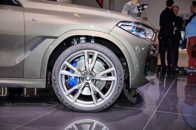 BMW X6 thế hệ mới gây ấn tượng mạnh khi xuất hiện tại triển lãm Frankfurt Motor Show 2019 a10