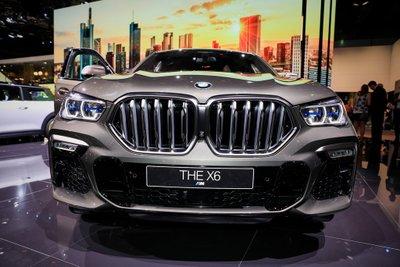 BMW X6 thế hệ mới gây ấn tượng mạnh khi xuất hiện tại triển lãm Frankfurt Motor Show 2019 a3