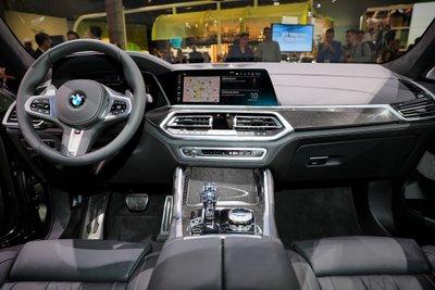 BMW X6 thế hệ mới gây ấn tượng mạnh khi xuất hiện tại triển lãm Frankfurt Motor Show 2019 a5