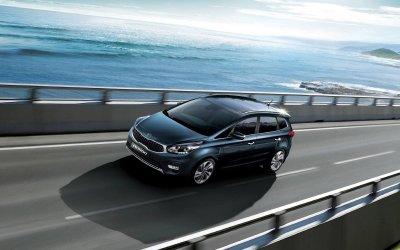 doanh số của Kia Rondo đạt 126 xe trong tháng 8.