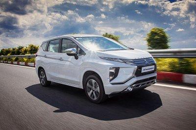 """Mitsubishi Xpander nắm giữ """"ngôi vương"""" doanh số tháng 8."""