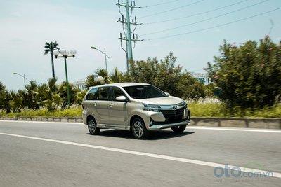 """Toyota Avanza vẫn duy trì doanh số bán """"khiêm tốn""""."""