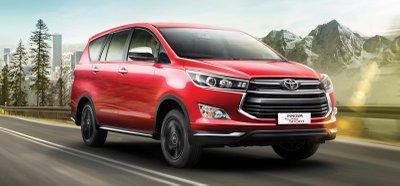 Toyota Innova đạt doanh số 681 xe trong tháng 8.