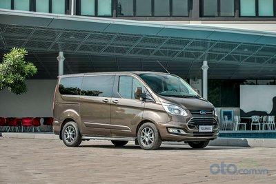 Ford Tourneo gia nhập phân khúc MPV tại Việt Nam.