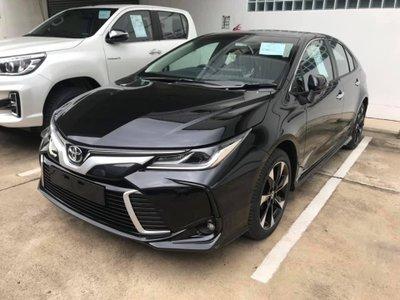 Thêm ảnh Toyota Corolla Altis 2020 bản GR Sport  a1