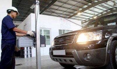 Kinh nghiệm đi đăng kiểm xe ô tô nhanh gọn, thuận lợi.
