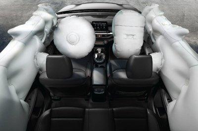 Trang bị an toàn của Kia Cerato 2019.
