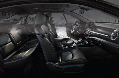 Nội thất của Kia Cerato 2019 2.