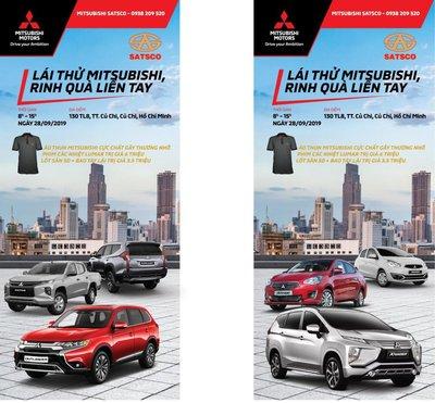 Mitsubishi Satsco triển khai chương trình trải nghiệm các dòng xe cao cấp tại Củ Chi a2