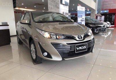 Giá lăn bánh Toyota Vios 2019.