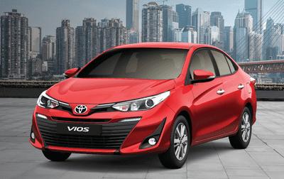 Toyota Vios là mẫu xe đắt khách tại nước ta.