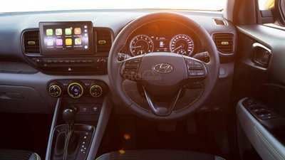 Công nghệ túi khí trên tablo cường hóa độ an toàn cho xe Hyundai