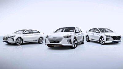Xe Hyundai hybrid thừa nhận không thể cạnh tranh với Toyota