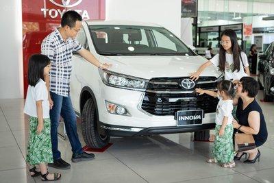 Ở thế hệ này, Toyota Innova đã được nâng cấp không chỉ tiện nghi mà còn mang lại cảm giác cao cấp.