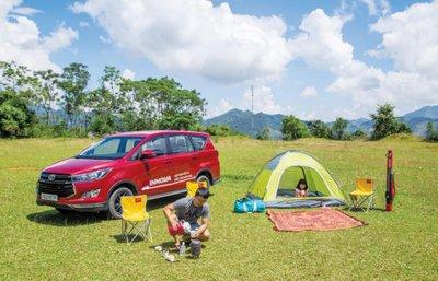 Toyota Innova là mẫu xe 7 chỗ bán chạy và thành công nhất của TMV tại thị trường Việt Nam.