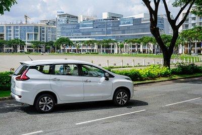Mitsubishi Xpander trở thành một hiện tượng tại thị trường xe Việt Nam với doanh số 10.000 xe chỉ sau 1 năm ra mắt.
