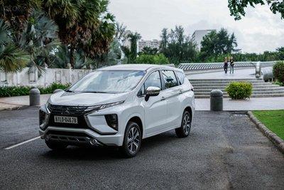Mitsubishi Việt Nam triệu hồi Xpander để khắc phục lỗi bơm xăng.