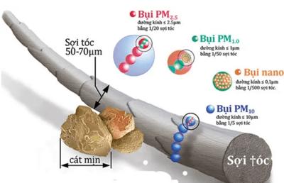 Bảo vệ ô tô trước tác hại của bụi siêu mịn PM2.5 a1