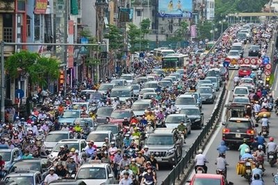 Ô nhiễm không khí tại Hà Nội ảnh hưởng thế nào đối với xe hơi? a2