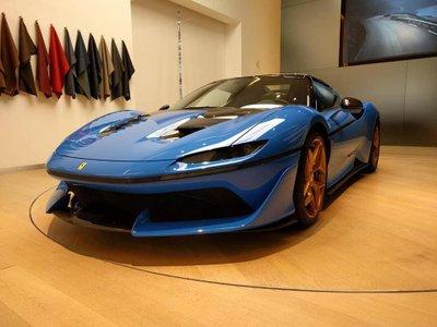 Chiếc Ferrari J50 hiếm hoi trên thế giới được rao bán với giá 7 triệu USD a2