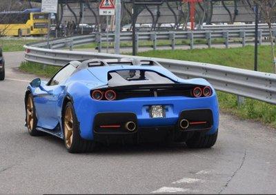 Chiếc Ferrari J50 hiếm hoi trên thế giới được rao bán với giá 7 triệu USD 1