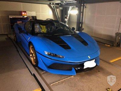 Chiếc Ferrari J50 hiếm hoi trên thế giới được rao bán với giá 7 triệu USD a5