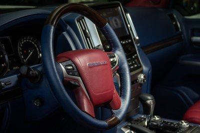 Ngắm bản độ hầm hố nhưng vẫn giữ chất sang chảnh của Toyota Land Cruiser a10