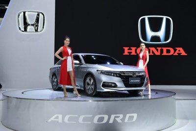 Honda Accord All New