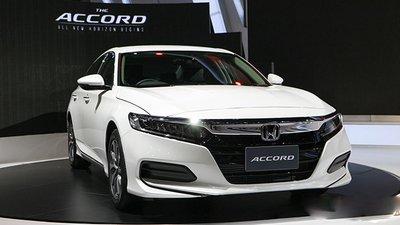 Màu sắc Honda Accord 2020