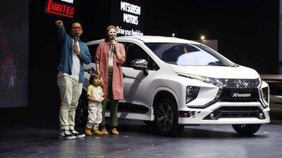Mitsubishi Xpander và Outlander có phiên bản đặc biệt tại Việt Nam a1