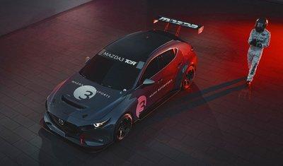 Mazda 3 2020 phiên bản TCR trình làng tại Bắc Mỹ a9