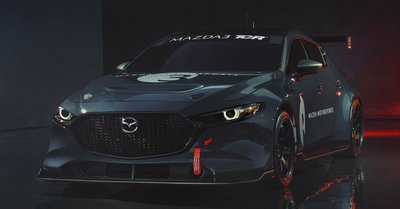 Mazda 3 2020 phiên bản TCR trình làng tại Bắc Mỹ a3