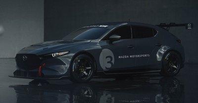 Mazda 3 2020 phiên bản TCR trình làng tại Bắc Mỹ a7